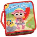 T-354: Emily's Day Soft/Cloth Book