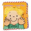 T-355: Peekaboo, I Love You Soft/Cloth Book