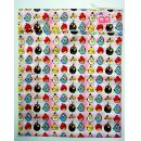 QQB-077: Printed Wetbag pink 4 angry bird-31
