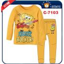 C-7103: Sleepsuit (Long Sleeve+Pant) -- 13/1