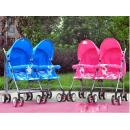 E-ST-SL-501S : Sanle twin baby stroller (promo is for WEST M'SIA only, EAST M'SIA normal price )