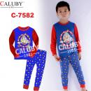 C-7582: Sleepsuit (Long Sleeve+Pant) --10/1
