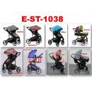 E-ST-1038: High Landscape shock four-way stroller (promo is for WEST M'SIA only, EAST M'SIA normal price )
