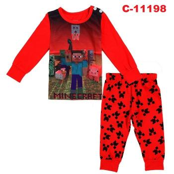 C-11198: Baby Sleepsuit  (Long Sleeve+Pant) --  12/1