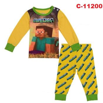 C-11200: Baby Sleepsuit  (Long Sleeve+Pant) --  11/2