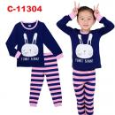 C-11304: Sleepsuit (Long Sleeve+Pant) -- 26/2