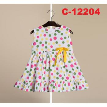 130423657 C-12204  Branded Dress -- 9 1 Branded Dress QQ Baby Wardrobe QQ BABY ...