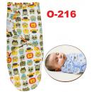 O-216: Swaddle Adjustable Infant Wrap, Small/Med, 7-14 lbs