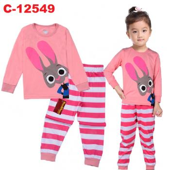C-12549: Sleepsuit (Long Sleeve+Pant) --  15/2