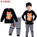 C-12535: Sleepsuit (Long Sleeve+Pant) --  14/1