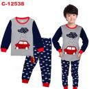 C-12538: Sleepsuit (Long Sleeve+Pant) --  C