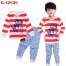 C-12539: Sleepsuit (Long Sleeve+Pant) --  C