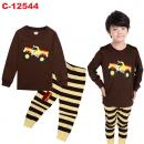 C-12544: Sleepsuit (Long Sleeve+Pant) --  19/2