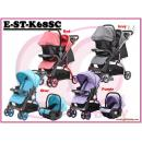 E-ST-K68SC Travel System Two Way Stroller with Infant Car Seat ( **East Malaysia need pay postage fees RM180** )