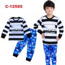C-12585: Sleepsuit (Long Sleeve+Pant)*color sightly different * --5/1