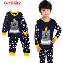 C-12592: Sleepsuit (Long Sleeve+Pant) -- 8/2