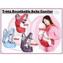 T-663: Breathable Baby Carrier