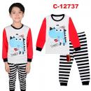 C-12737: Sleepsuit (Long Sleeve+Pant) -- 13/1