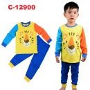 C-12900: Sleepsuit (Long Sleeve+Pant) --  G