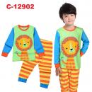 C-12902: Sleepsuit (Long Sleeve+Pant) --  G