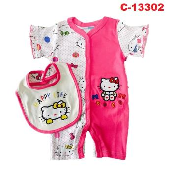 C-13302: Romper 2pcs Set -- 32A (R)