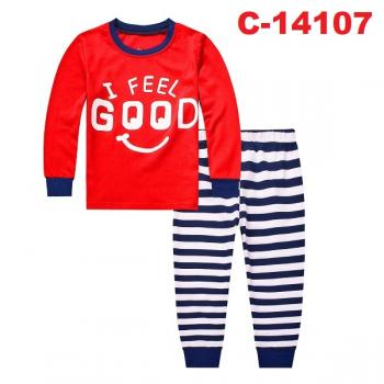 C-14107: Sleepsuit (Long Sleeve+Pant) - R6/1