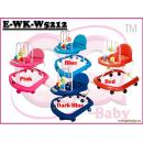 E-WK-W5212: Fun Ride Baby Walker  ( **W/M'Sia Postage Fees RM10, E/M'Sia postage fees RM45/Unit )