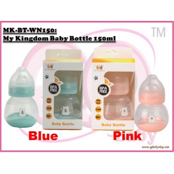 MK-BT-WN150: My Kingdom Baby Bottle Wide Neck (R)
