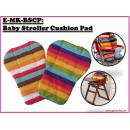 E-MK-BSCP: Baby Stroller Cushion Pad (Non Choice design )
