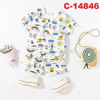 C-14846: Infant Casual/Sleepsuit --  17/1
