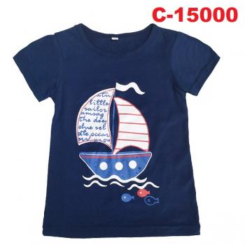 C-15000: Short Sleeve Top -- 29/1