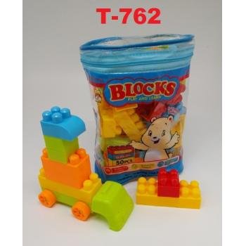 T-762: Building Blocks Toys (50pcs) -- 2/2