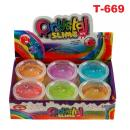 T-669: Crystal Slime Set of 12 -- T17-1