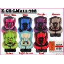 E-CS-LM211-768: Racing Style Baby Adjustable Car Seat ( W/M'Sia postage RM10/unit, E/M'Sia postage fees RM105** )