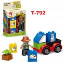T-792: Creative Bricks Sets -- T2-2
