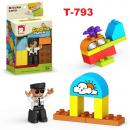 T-793: Creative Bricks Sets -- T2-2