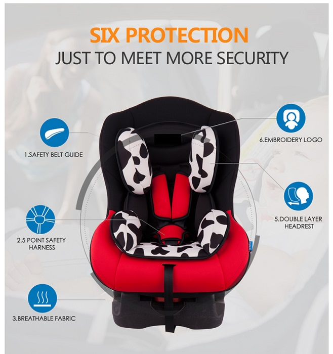 Surprising E Cs Lm211 768 Racing Style Baby Adjustable Car Seat W M Alphanode Cool Chair Designs And Ideas Alphanodeonline